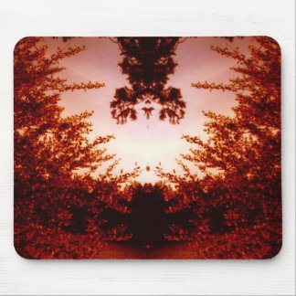 Night Creature Outer Back Mouse Pad