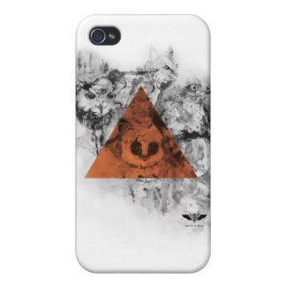 Night Creatures iPhone 4/4S Covers