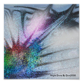 Night Dove Print