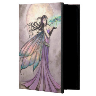 Night Dragonfly Fairy Fantasy Art iPad Air Cover