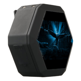 Night Eagle Black Bluetooth Speaker