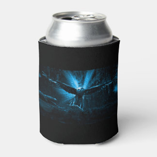 Night Eagle Can Cooler