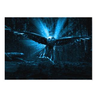 Night Eagle Card