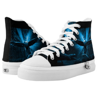 Night Eagle High Tops