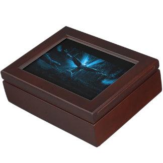 Night Eagle Keepsake Box