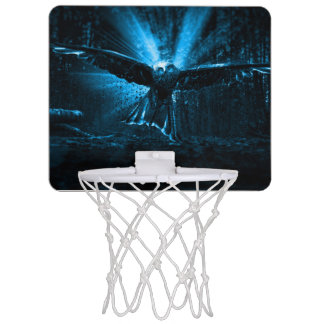 Night Eagle Mini Basketball Hoop