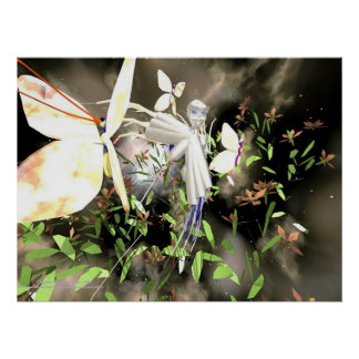 Night Fairy Poster