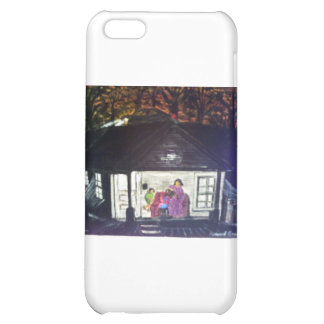 Night Fall On East Wynton iPhone 5C Cases