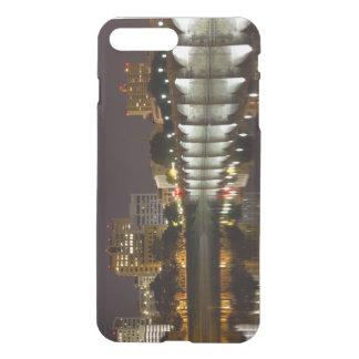 Night Falls on the Market Street Bridge iPhone 7 Plus Case