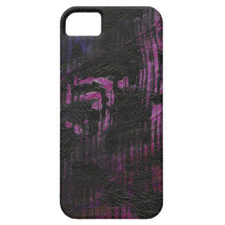 Night Figure iPhone 5 Covers
