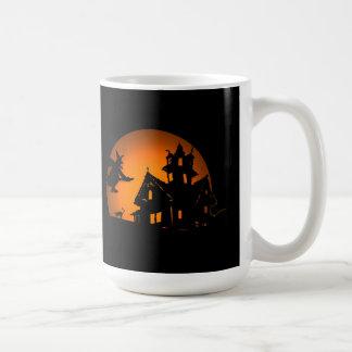 Night Flight Halloween Mug