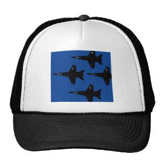 Night Flight Mesh Hats