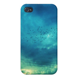 Night Flight Case For iPhone 4