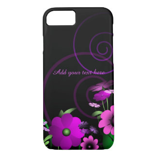 Night Garden iPhone 7 Case