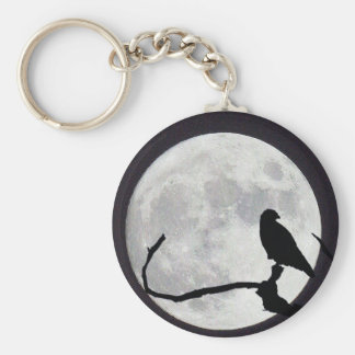 Night Hawk Key Ring