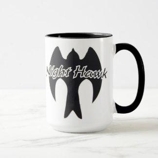 Night Hawk Soup Mug