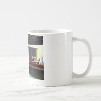 night hogs, pigs in art coffee mug