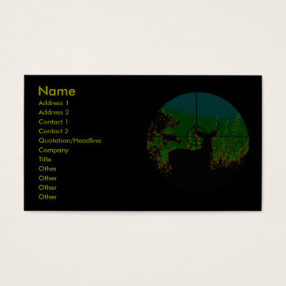 Night Hunter Business Card