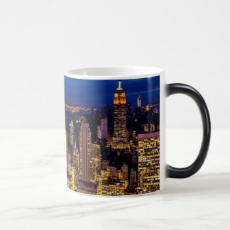 Night in New York City, Morphing Mug