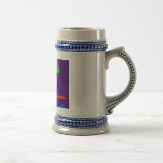 Night is Day Beer Stein