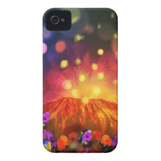 Night is full of color enjoying life iPhone 4 cover
