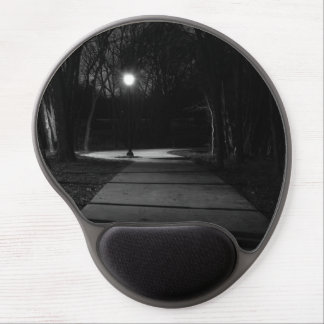 Night Light Gel Mouse Pad