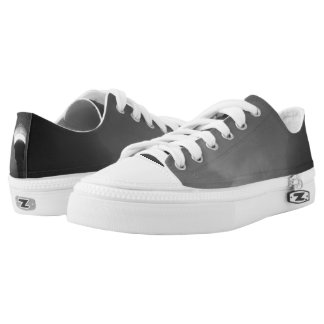 Night Light Low Tops Printed Shoes