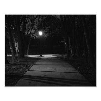 Night Light Photographic Print
