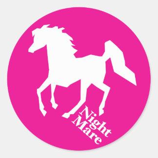 night mare sticker