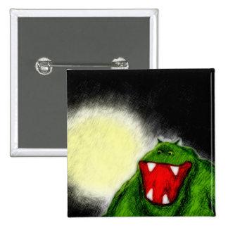 Night Monster Button