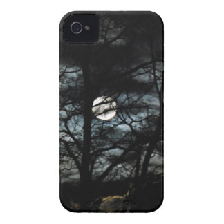Night Moon iPhone 4 Case