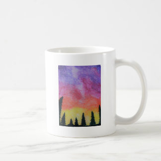 night nebula coffee mug