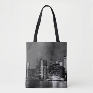 Night Night NYC Tote Bag