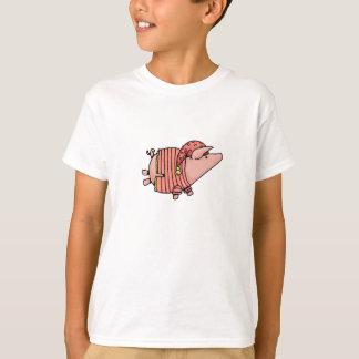 night night piggy T-Shirt