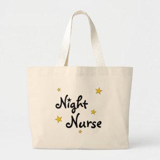 Night Nurse Jumbo Tote Bag