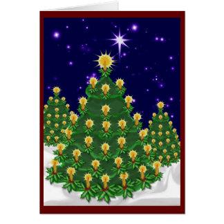 Night of Light Christmas Card