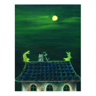 Night of shiyachihoko postcard