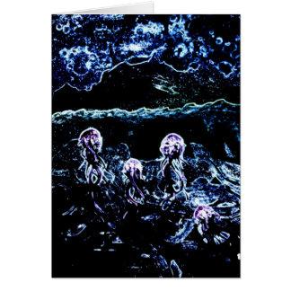 Night of the Jellies Card