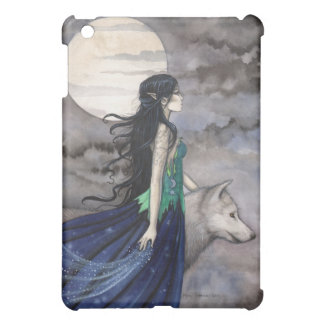 Night of the Wolf Witch iPad Case