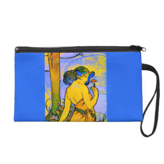 NIGHT OUT WOMAN IN BLUE WRISTLET