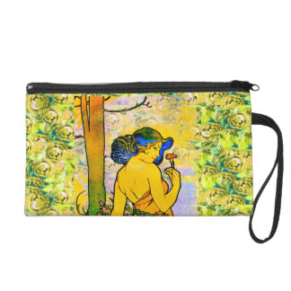 NIGHT OUT WOMAN IN THE GARDEN WRISTLET