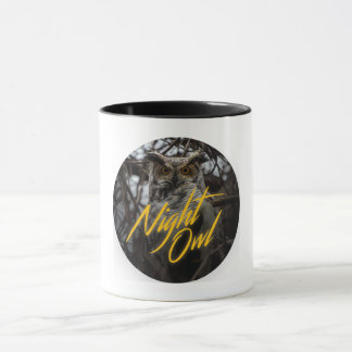 Night Owl 80s Mug