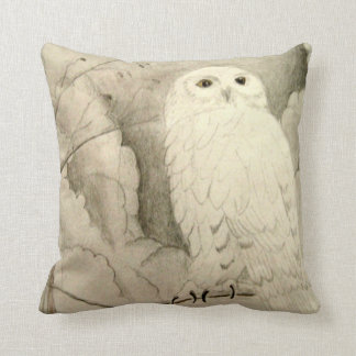 Night Owl American MoJo Pillow