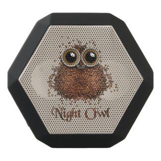 Night Owl Black Bluetooth Speaker