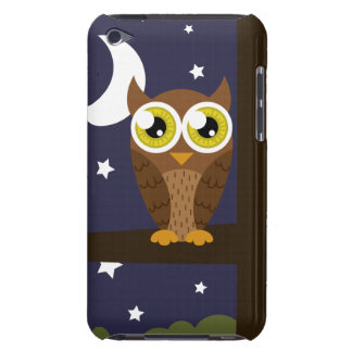 """Night Owl"" Barely There iPod Cases"