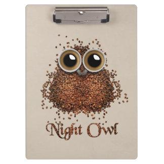 Night Owl Clipboards