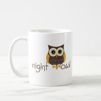 Night Owl Coffee Mug
