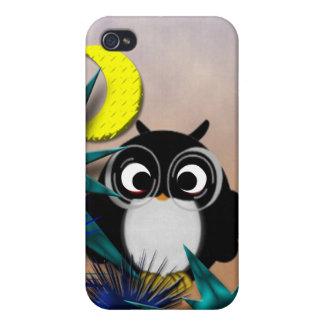 Night Owl iPhone 4/4S Cases