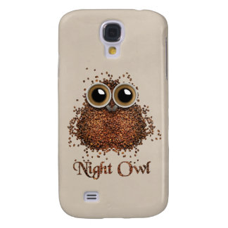 Night Owl Samsung Galaxy S4 Cases
