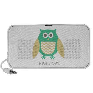Night Owl Mini Speakers